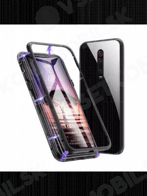 Ochranný magnetický obal Xiaomi Mi 9T / 9T Pro čierny