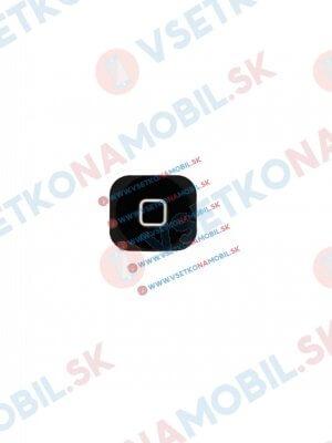 Apple iPhone 5 Home button - čierny