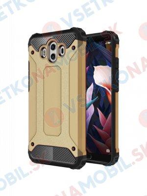 TOUGH Ochranný kryt Huawei Mate 10 zlatý