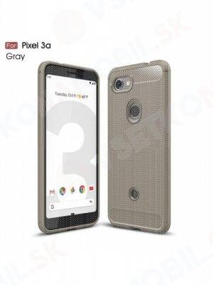 FLEXI TPU Obal Google Pixel 3a šedý