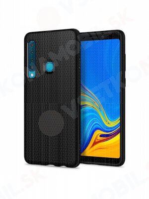 SPIGEN LIQUID AIR Samsung Galaxy A9 2018 čierny