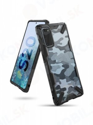 RINGKE FUSION X Samsung Galaxy S20 CAMO