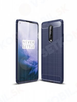 FLEXI TPU Obal OnePlus 8 modrý