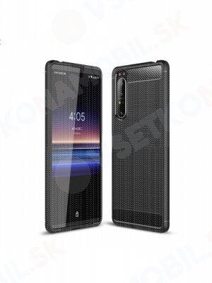 FLEXI TPU Obal Sony Xperia 1 II  čierny