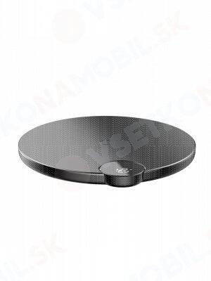 BASEUS DIGITAL LED Bezdrôtová nabíjačka 10W čierna