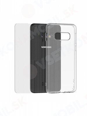 IPAKY SET Kryt + ochranná fólia Samsung Galaxy S10e