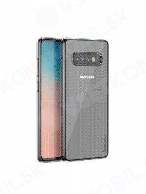 IPAKY SET Kryt + ochranná fólia Samsung Galaxy S10