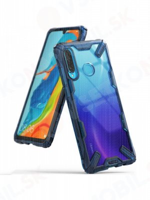 RINGKE FUSION X Huawei P30 Lite modrý