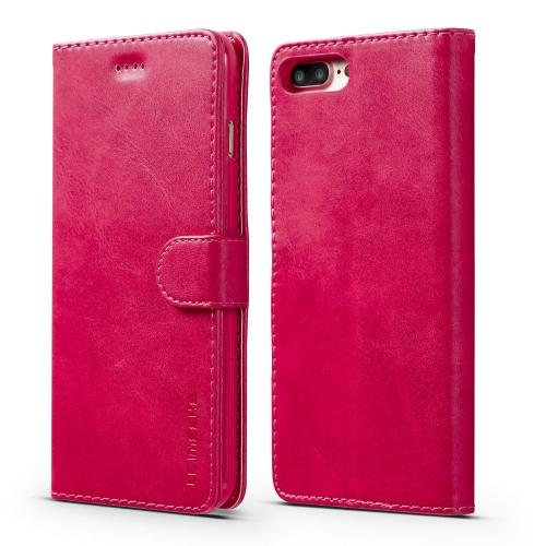 IMEEKE Peňaženkový kryt Apple iPhone 7 / iPhone 8 / iPhone SE 2020 ružový