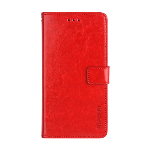 FORCELL Peňaženkový kryt Xiaomi Redmi Note 10 Pro červený