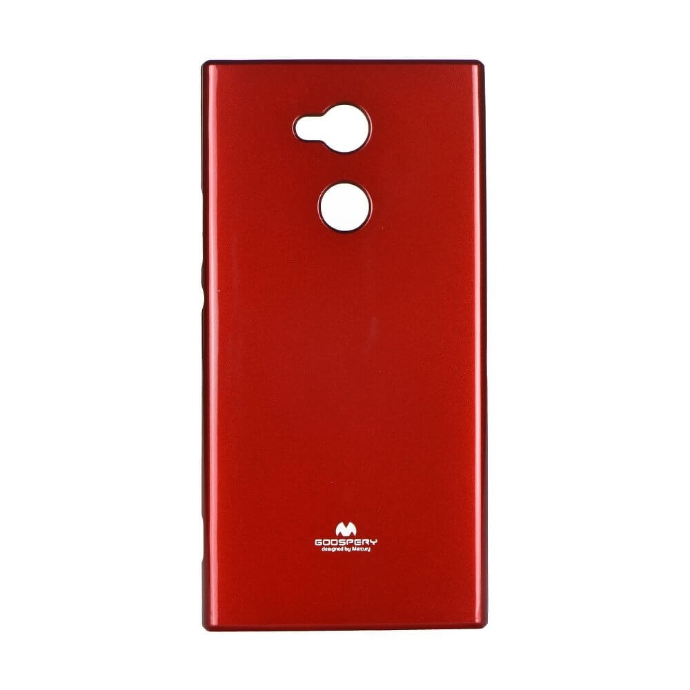 FORCELL MERCURY JELLY Sony Xperia XA2 Ultra červený