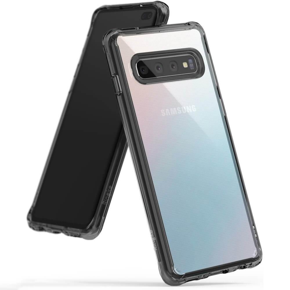 RINGKE FUSION obal Samsung Galaxy S10 Plus čierny
