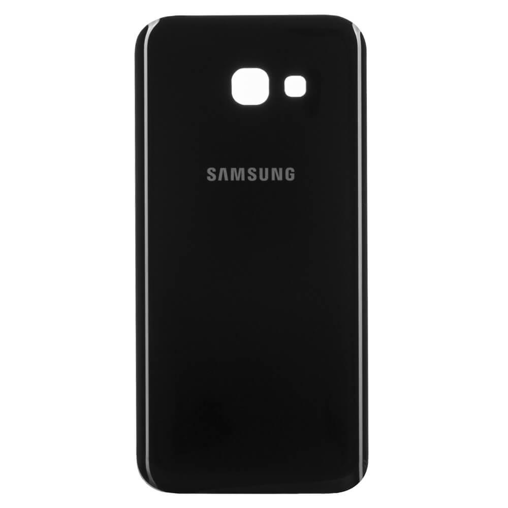 FORCELL Zadný kryt (kryt batérie) Samsung Galaxy A5 2017 (A520) čierny
