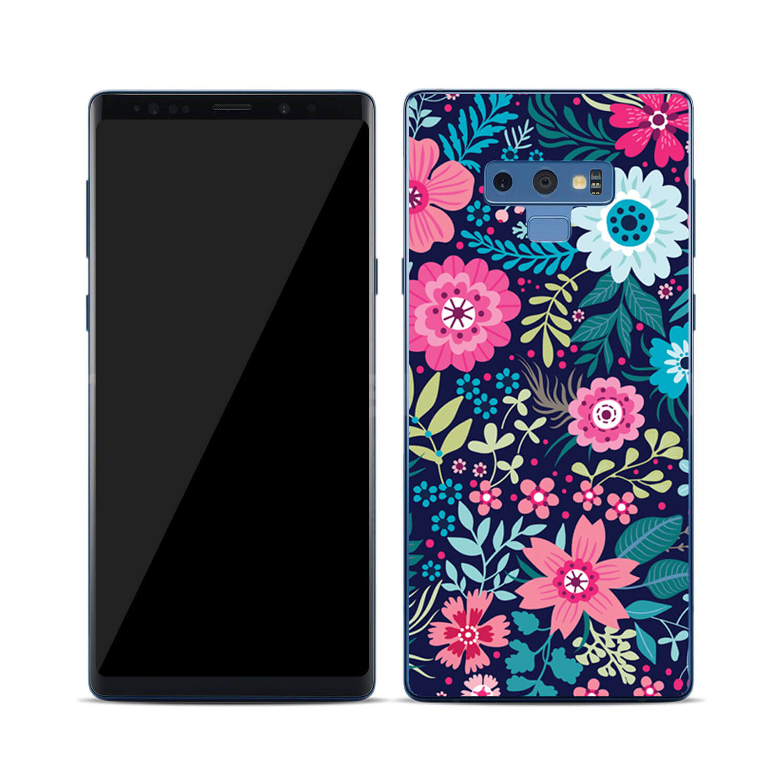 FORCELL MY ART Ochranný kryt Samsung Galaxy Note 9 FLORA (038)