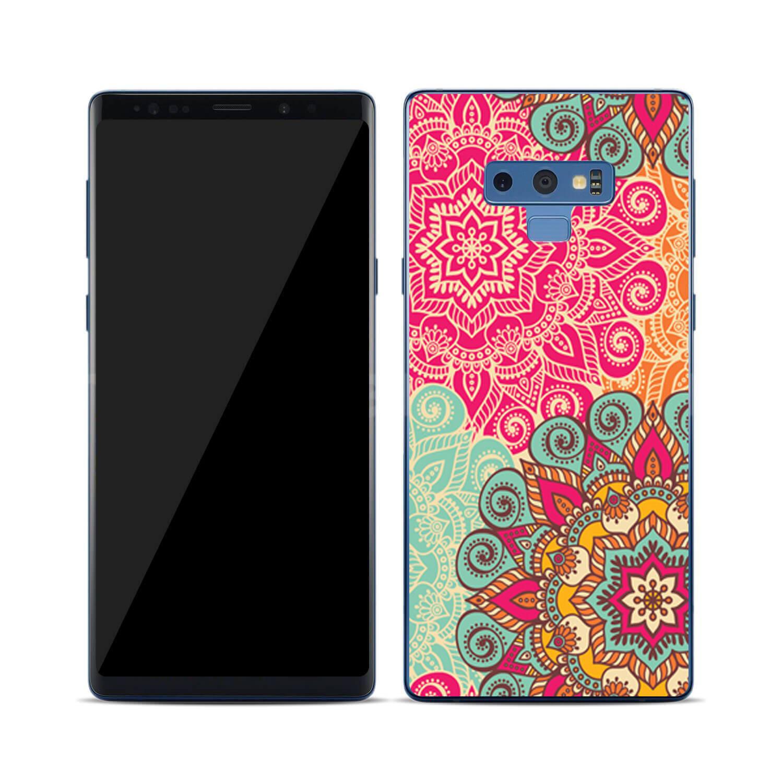 FORCELL MY ART Ochranný kryt Samsung Galaxy Note 9 MANDALA (043)