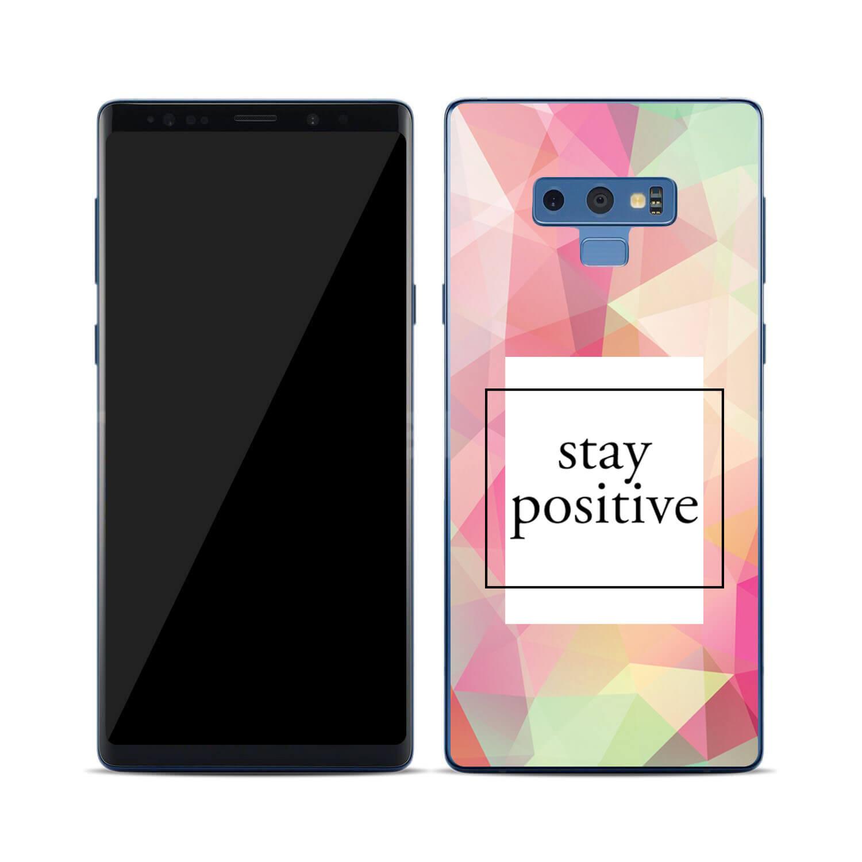 FORCELL MY ART Ochranný kryt Samsung Galaxy Note 9 POSITIVE (053)