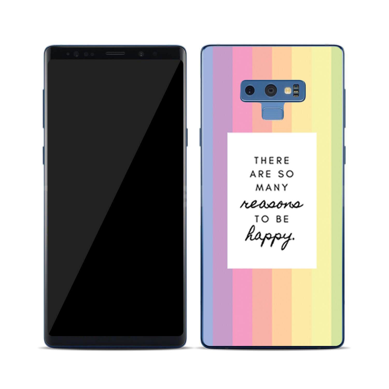 FORCELL MY ART Ochranný kryt Samsung Galaxy Note 9 REASONS (040)