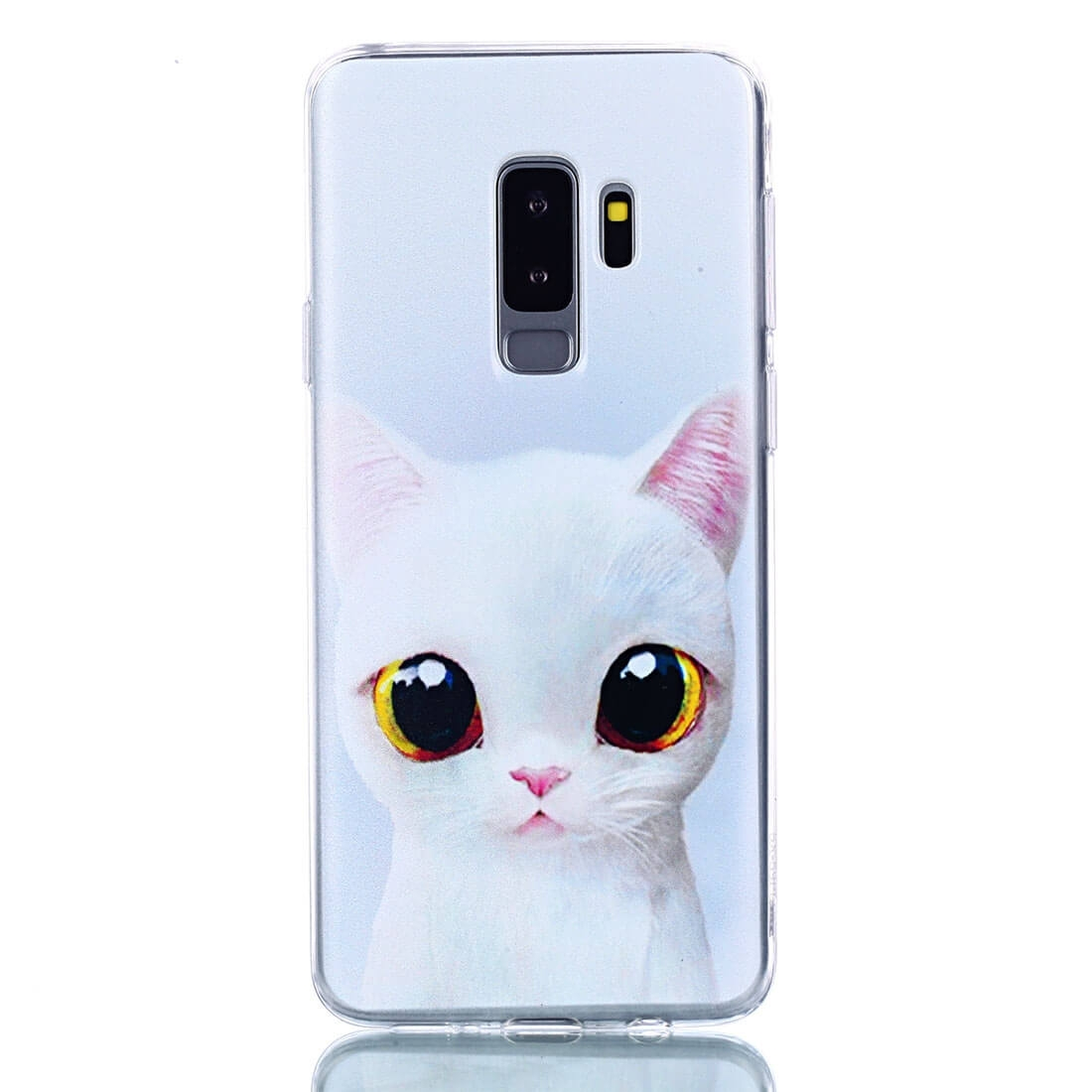 FORCELL ART Silikónový kryt Samsung Galaxy S9 Plus CAT