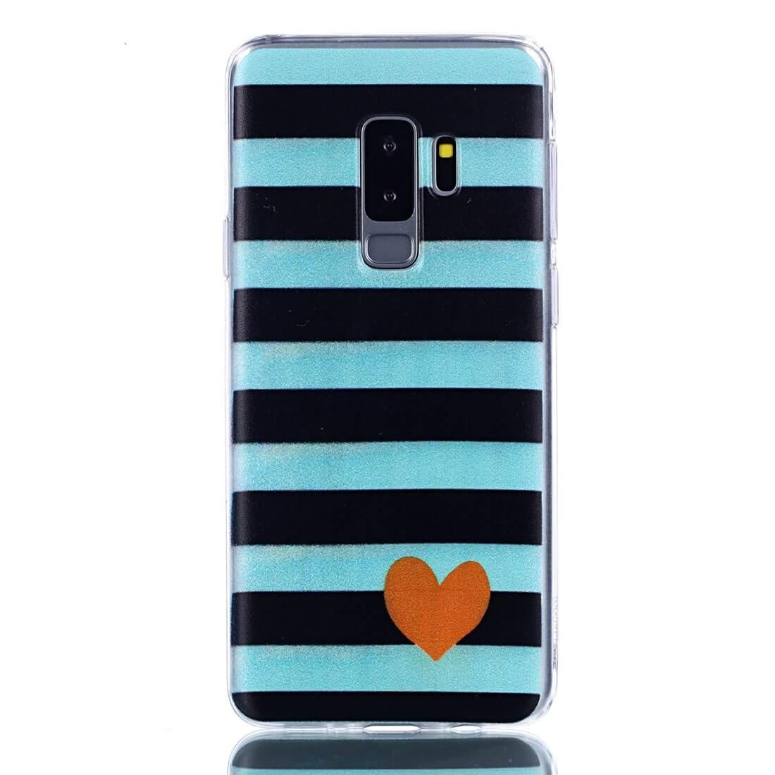 FORCELL ART Silikónový kryt Samsung Galaxy S9 Plus STRIPES