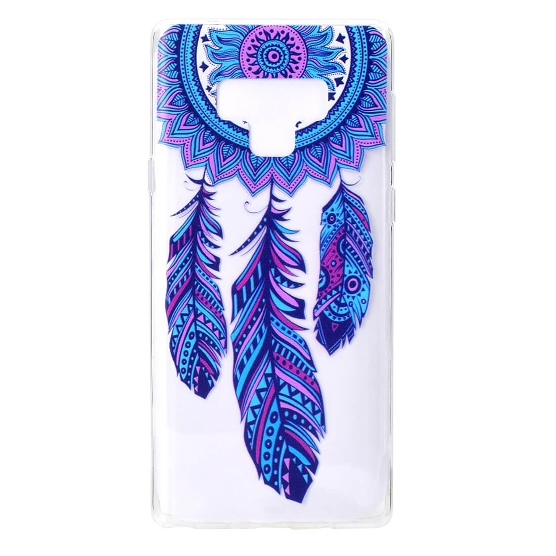 FORCELL ART Silikónový obal Samsung Galaxy Note 9 WINDBELL