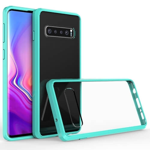 FORCELL Odolný obal Samsung Galaxy S10 zelený