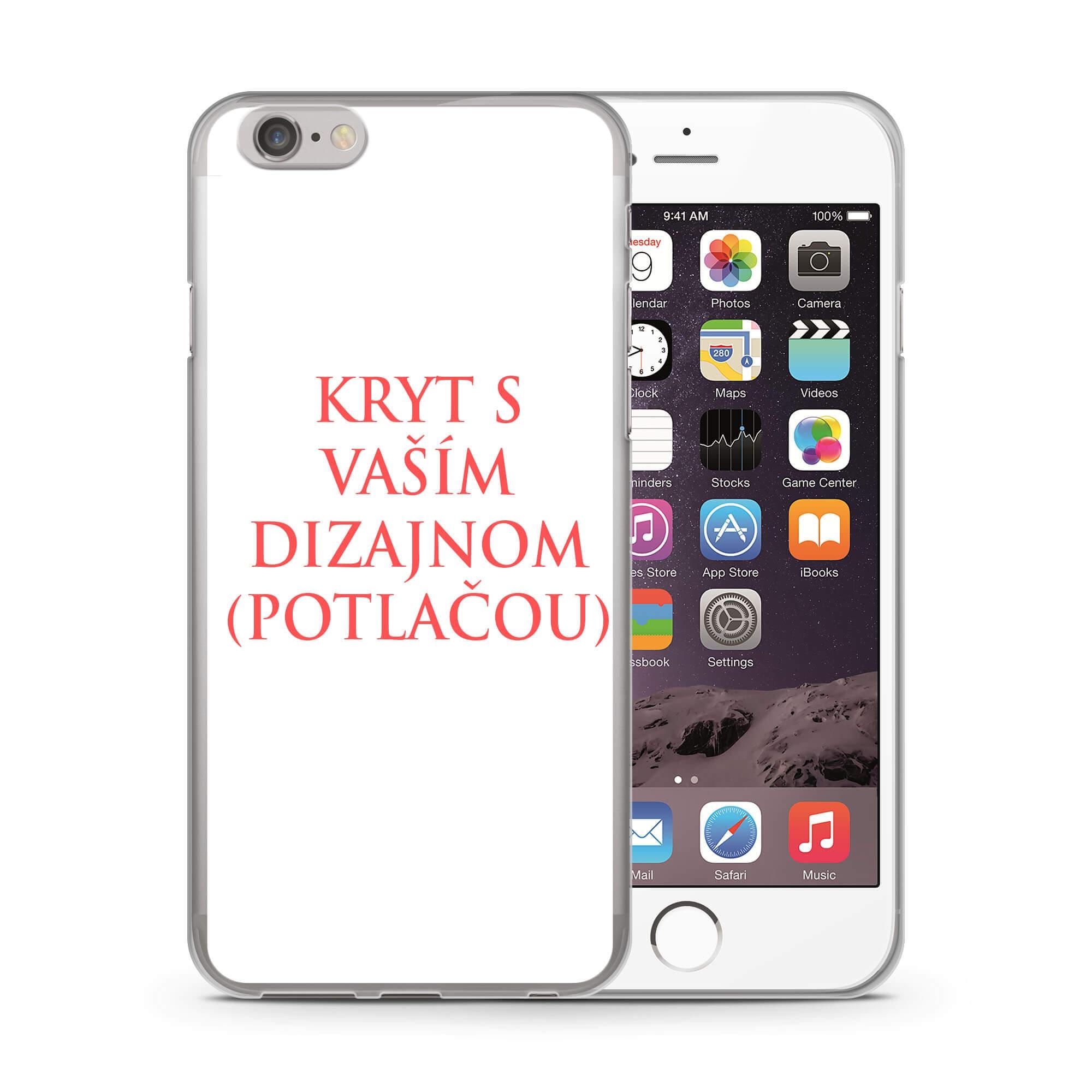 Kryt s vlastnou fotkou (potlačou) Apple iPhone 6 Plus   6S Plus 964b86ff077