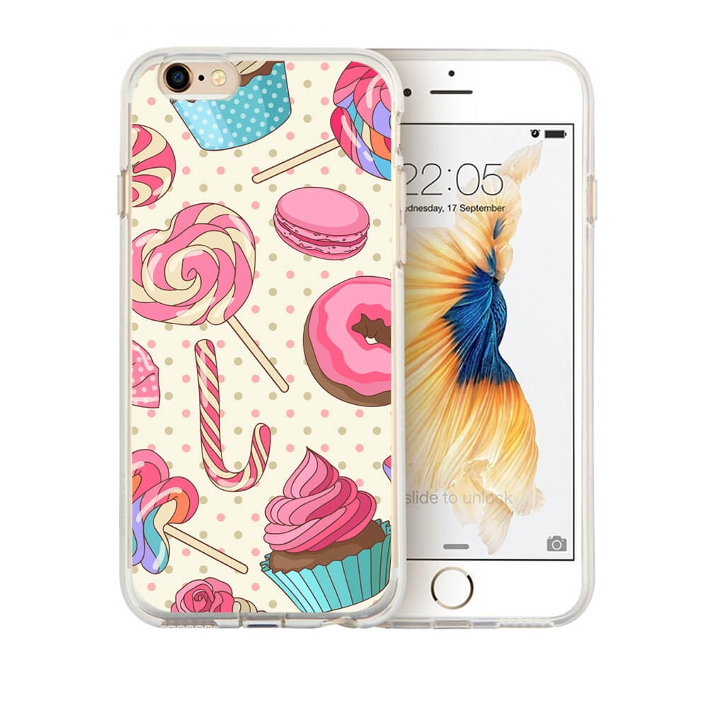 MY ART kryt Apple iPhone 6 / 6S CANDY (030)