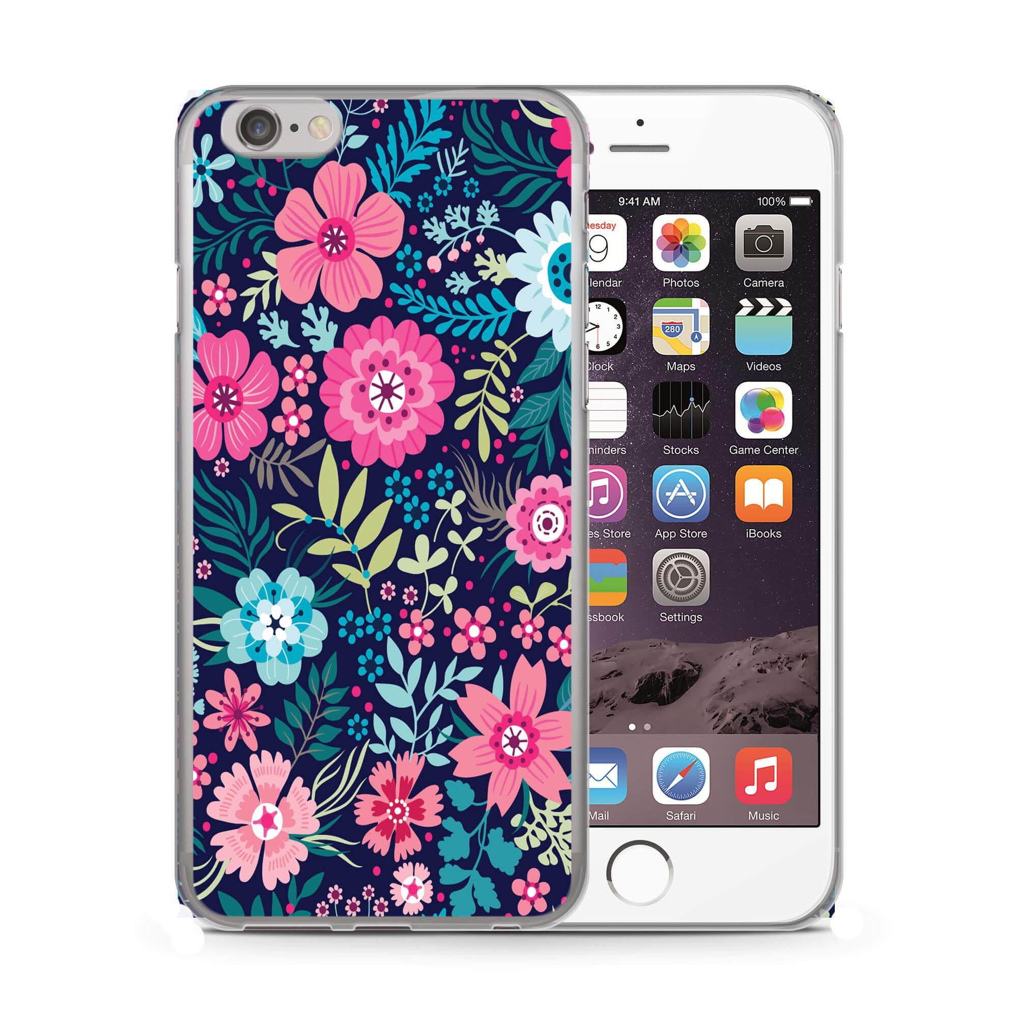 FORCELL MY ART kryt Apple iPhone 6 Plus / 6S Plus FLORA (038)