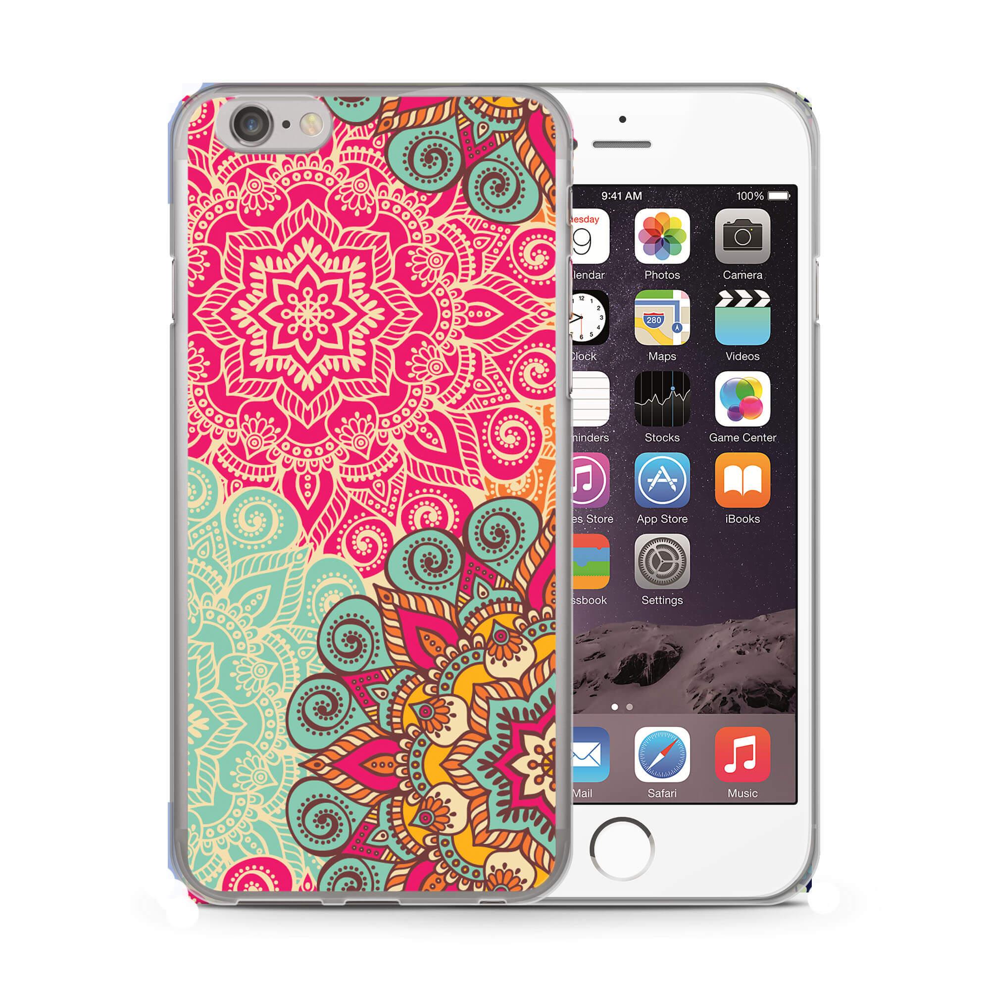 FORCELL MY ART kryt Apple iPhone 6 / 6S MANDALA (043)