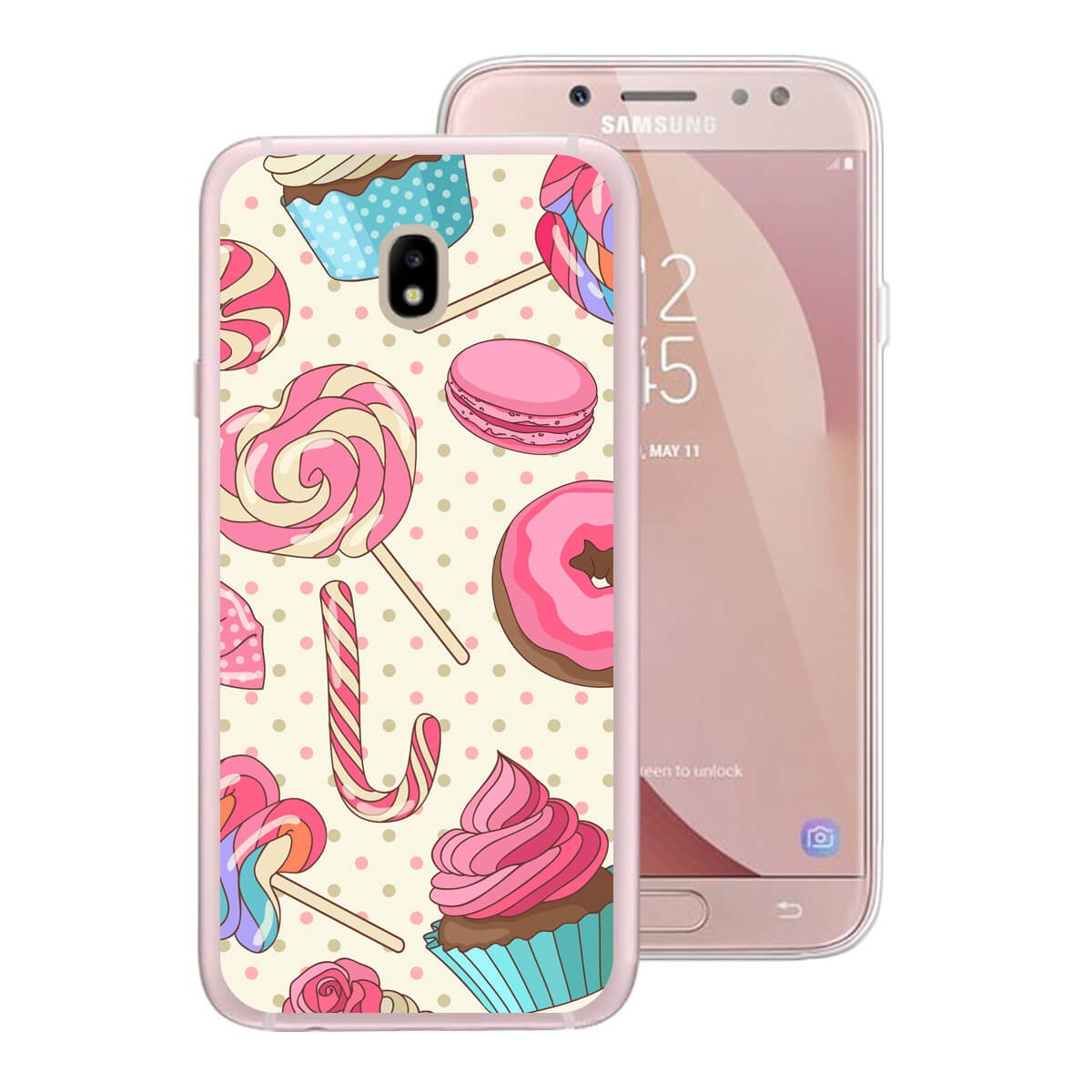 MY ART kryt Samsung Galaxy J5 2017 (J530) CANDY (030)