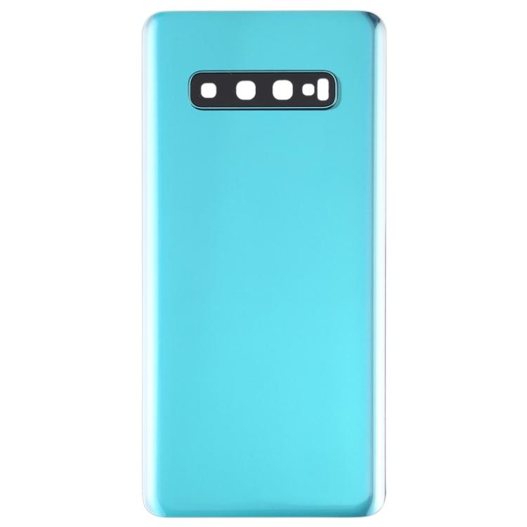 FORCELL Zadný kryt (kryt batérie) Samsung Galaxy S10 Plus zelený