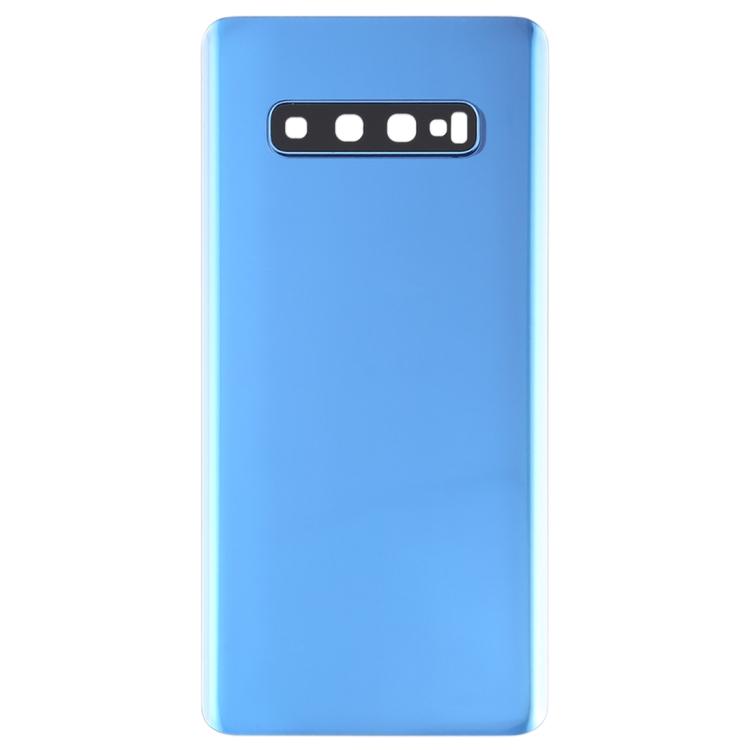 FORCELL Zadný kryt (kryt batérie) Samsung Galaxy S10 Plus modrý