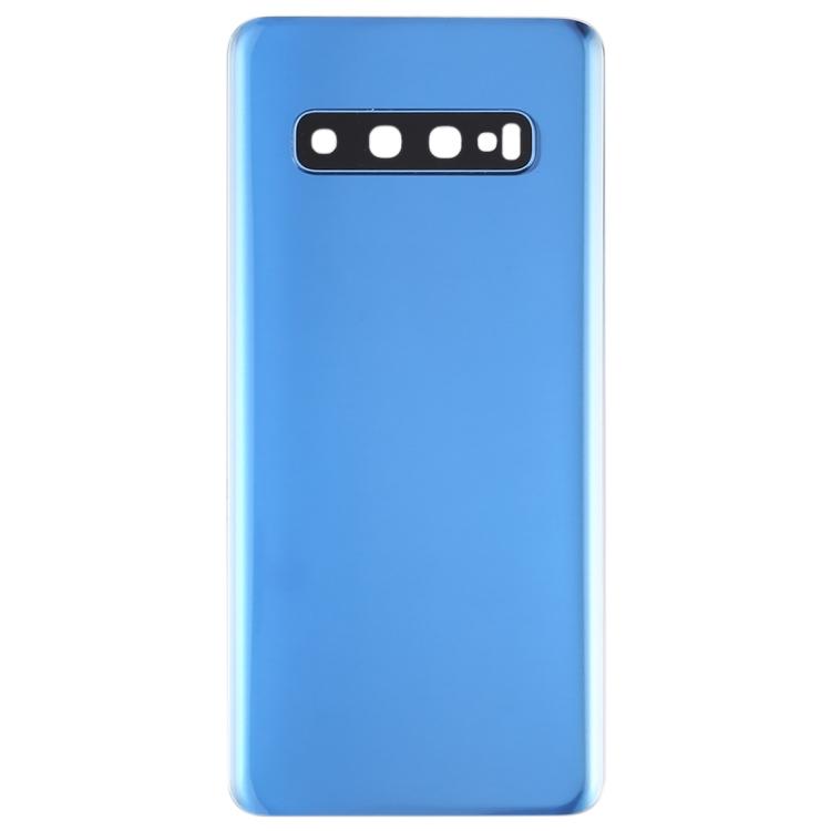 FORCELL Zadný kryt (kryt batérie) Samsung Galaxy S10 modrý