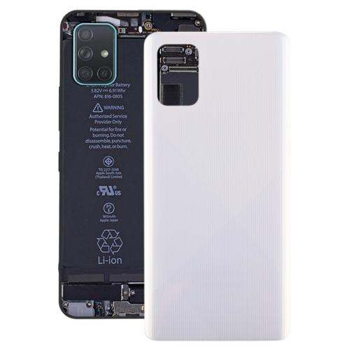FORCELL Zadný kryt (kryt batérie) Samsung Galaxy A71 biely