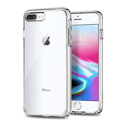 SPIGEN ULTRA HYBRID 2 Apple iPhone 7 Plus / 8 Plus priehľadný