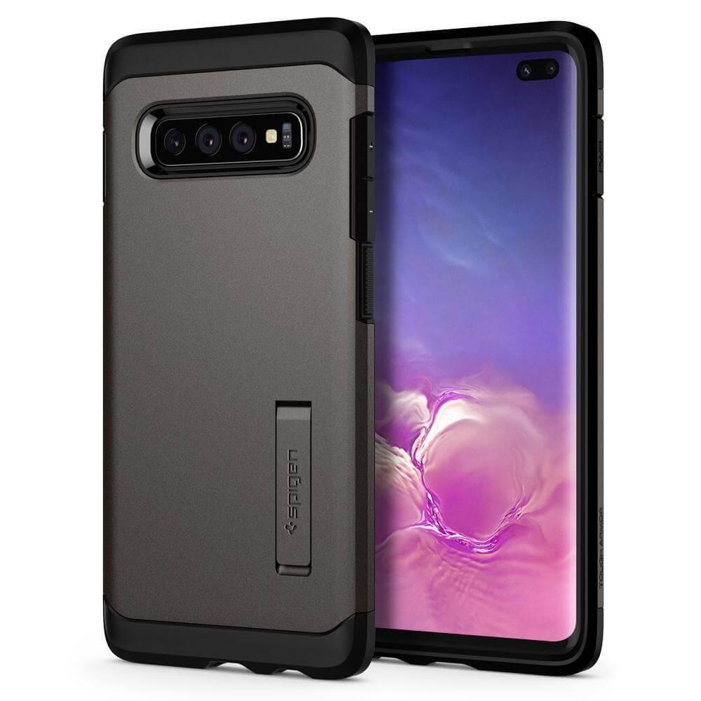 SPIGEN TOUGH ARMOR Samsung Galaxy S10 Plus Gunmetal