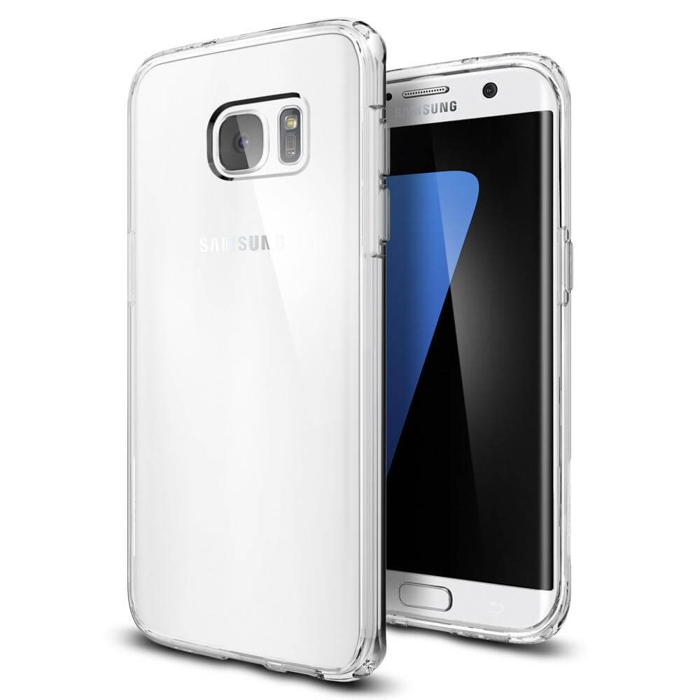 SPIGEN ULTRA HYBRID Samsung Galaxy S7 Edge Crystal Clear