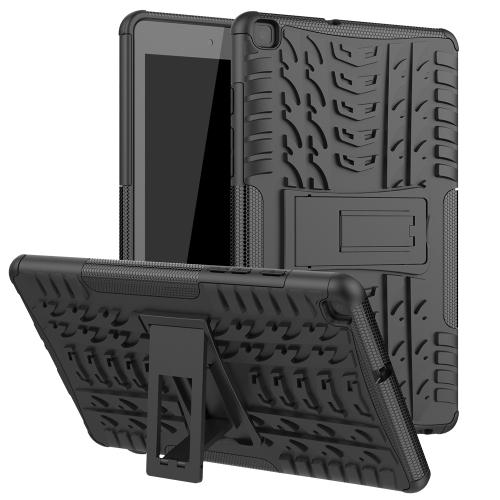 FORCELL STAND Extra odolný obal Samsung Galaxy Tab A 8.0 2019 (T290/T295) čierny