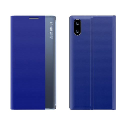 FORCELL SLEEP CASE Zaklápací kryt Xiaomi Redmi 9A / 9AT modrý