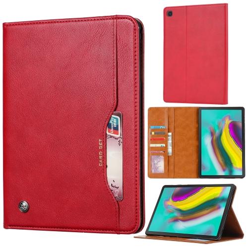 FORCELL WALLET Ochranné puzdro Samsung Galaxy Tab A 8.0 (2019) T290/T295) červené