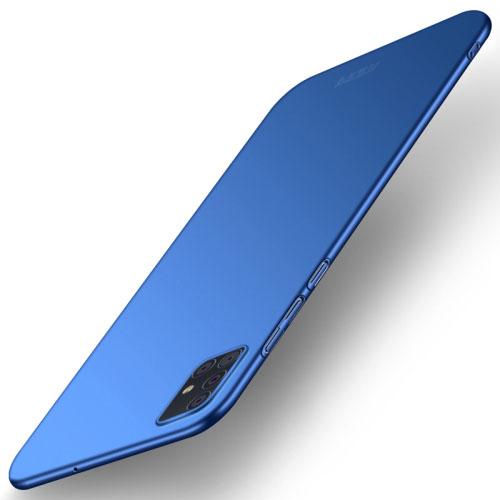 MOFI Ultratenký obal Samsung Galaxy A71 modrý