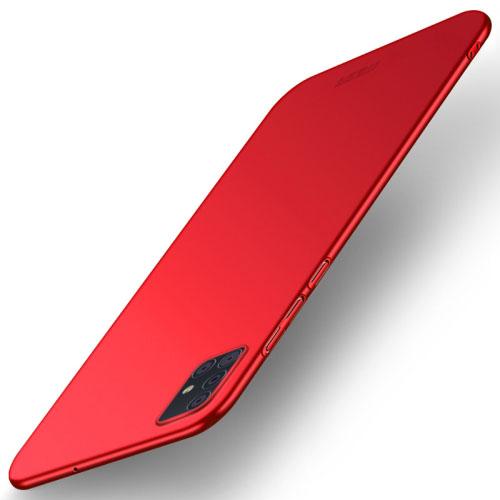 MOFI Ultratenký obal Samsung Galaxy A71 červený
