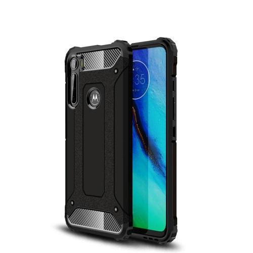 FORCELL TOUGH Ochranný kryt Motorola One Fusion+ čierny