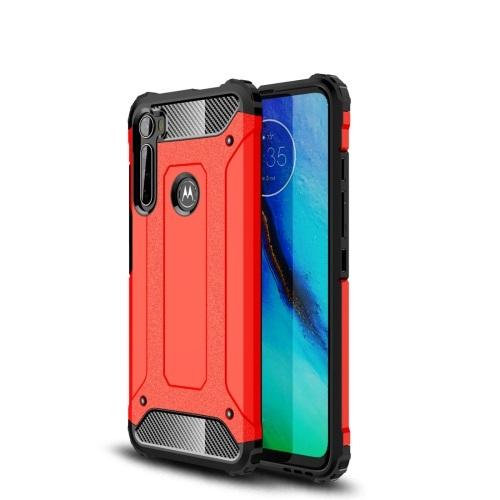 FORCELL TOUGH Ochranný kryt Motorola One Fusion+ červený