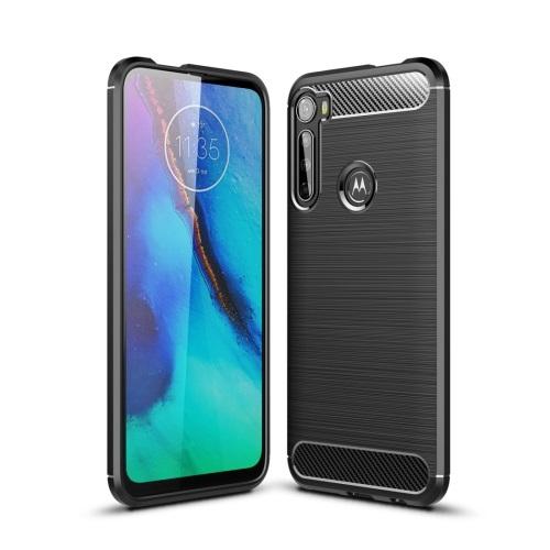 FORCELL FLEXI TPU Kryt Motorola One Fusion+ čierny