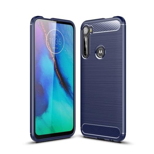 FORCELL FLEXI TPU Kryt Motorola One Fusion+ modrý