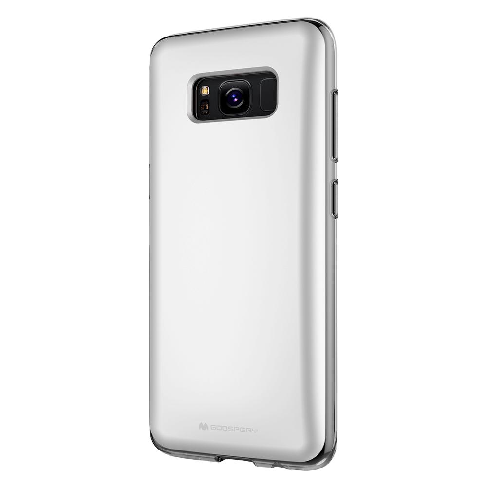 MERCURY CARD Samsung Galaxy S7 Edge strieborný
