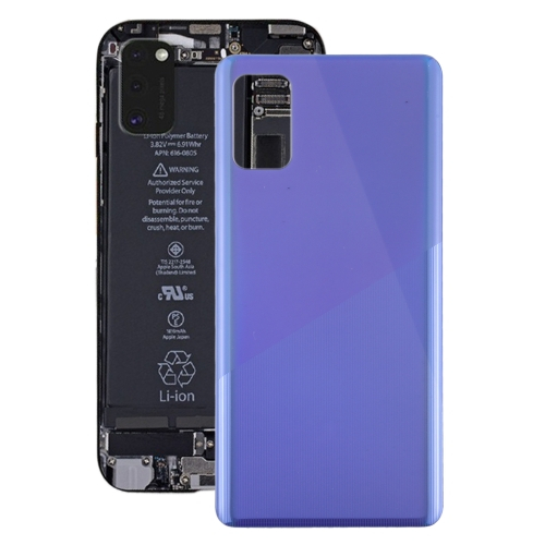FORCELL Zadný kryt (kryt batérie) Samsung Galaxy A41 modrý