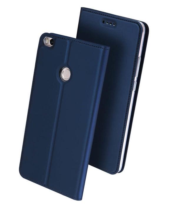 DUX Flipové púzdro Xiaomi Mi Max 2 modré